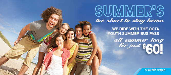 Youth Summer Pass 2013