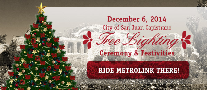 San Juan Capistrano Tree Lighting