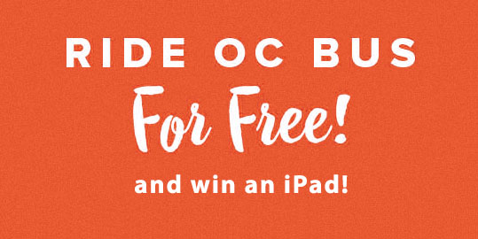 Try OC Bus for Free