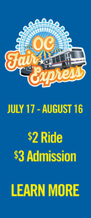 OC Fair Express 2015