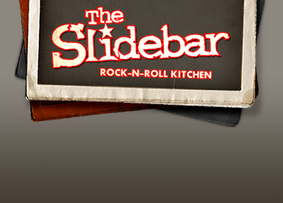 The Slidebar Rock-N-Roll Kitchen