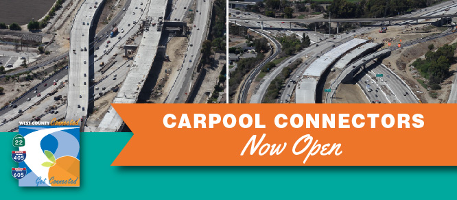 SR 22 Carpool open
