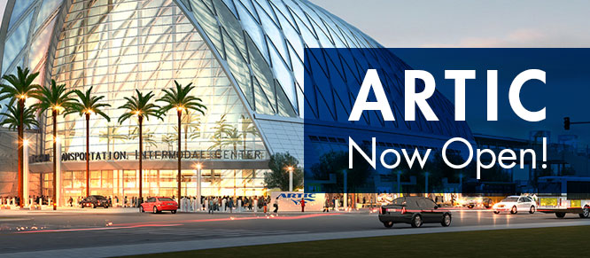 artic now open