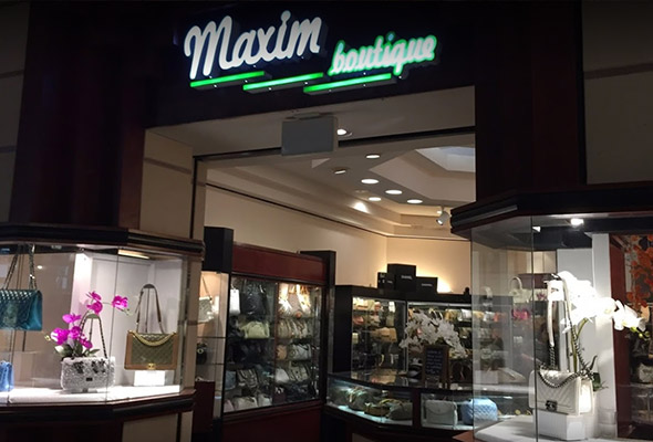Maxim Boutique