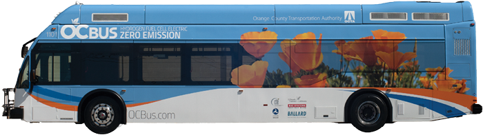 Hydrogen Fuel Cell Electric Bus