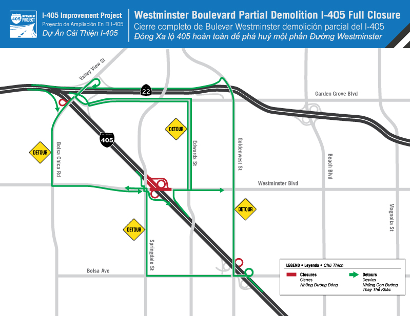 I-405 Improvement Project