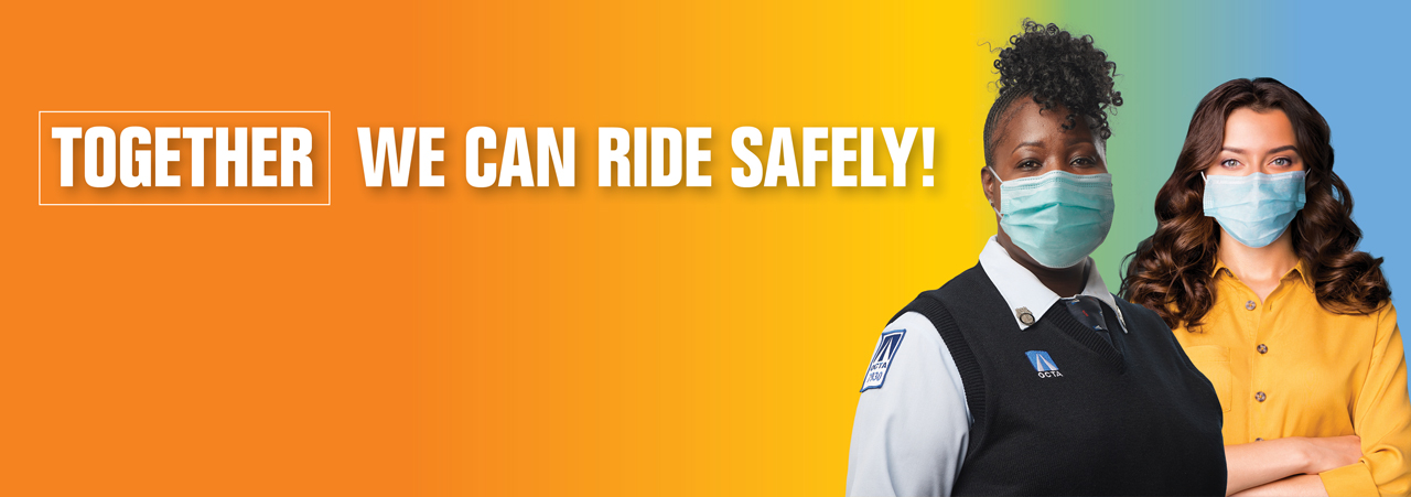 Together - We can ride safely!