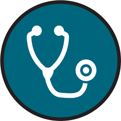 Health First Stethoscope icon