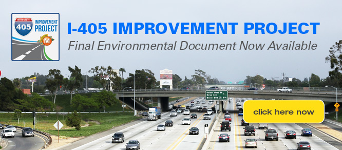 405 Improvement project