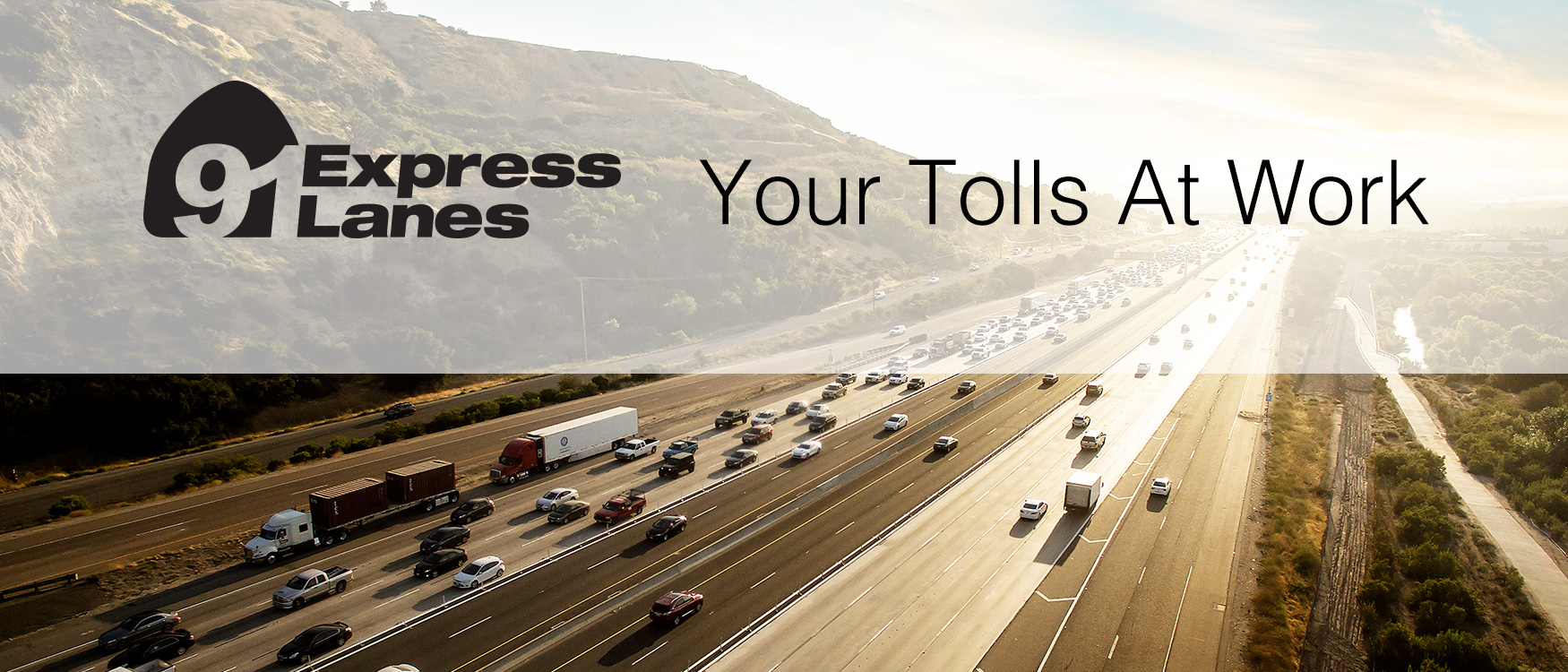 91 Express Lanes - Your tools at work