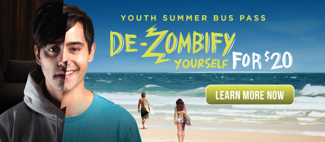 Zombie Youth Pass